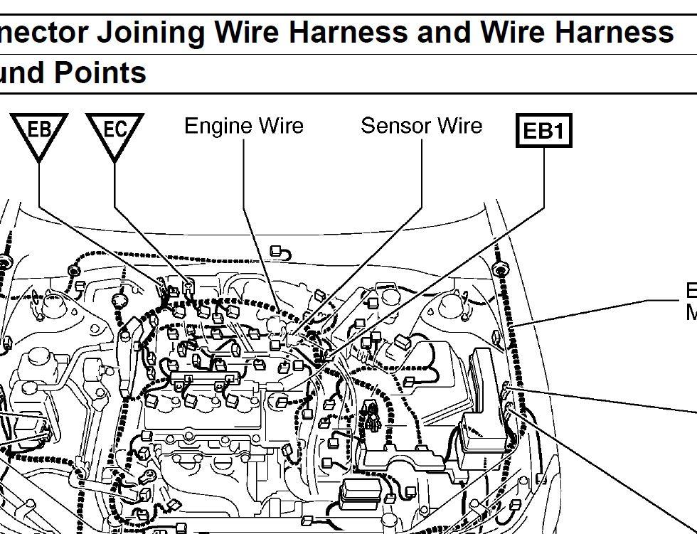 02 camry knock sensor wiring diagram wiring diagram query  01 p0325 p0330 knock sensor codes replaced everything? toyota 02 camry knock sensor wiring diagram