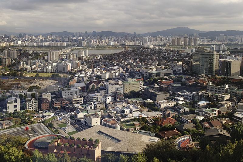 Less dreary Seoul