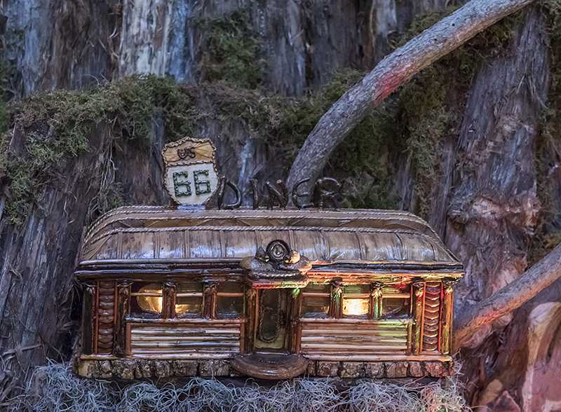 Route 66 Diner, New Mexico