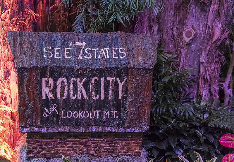 See Rock City Barn, Maryville, Tennessee
