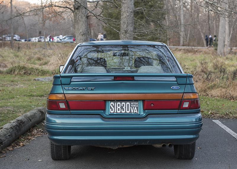 Antique Vehicle