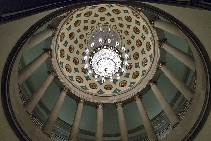 The alternate dome