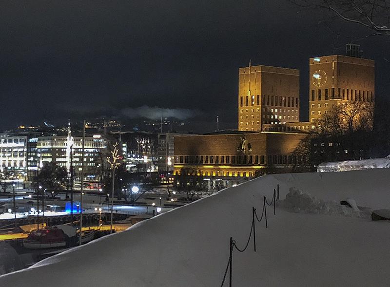 Oslo, City Hall