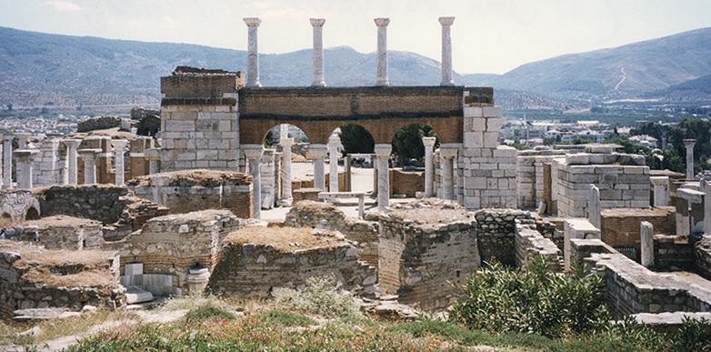 Basilica of St. John, Selçuk