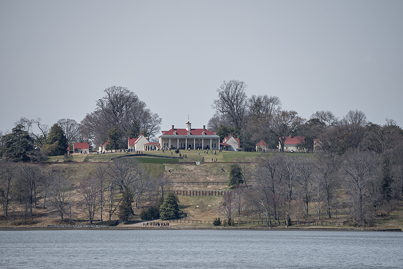 Mount Vernon from Piscataway National Park