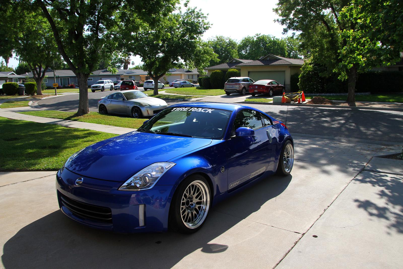 Bay Area Autocross Forum: Classifieds » FS: 2007 350Z STU