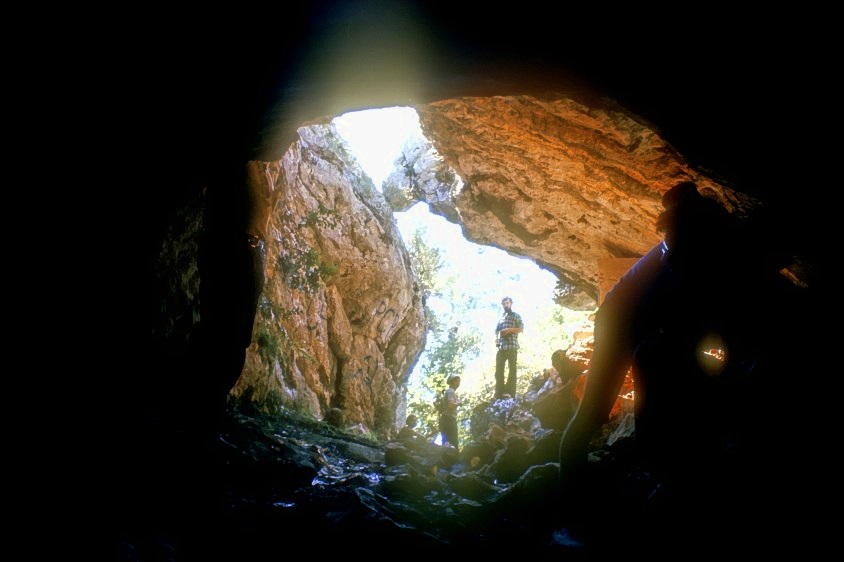 1st Cave Ive Been To