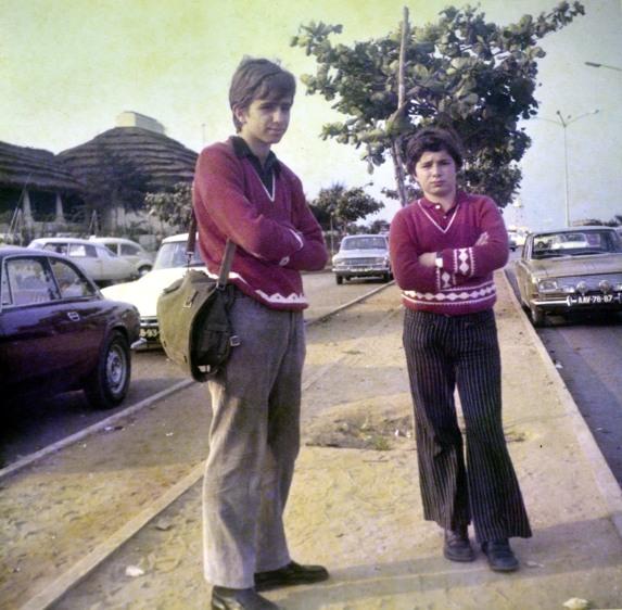JD e Antonio