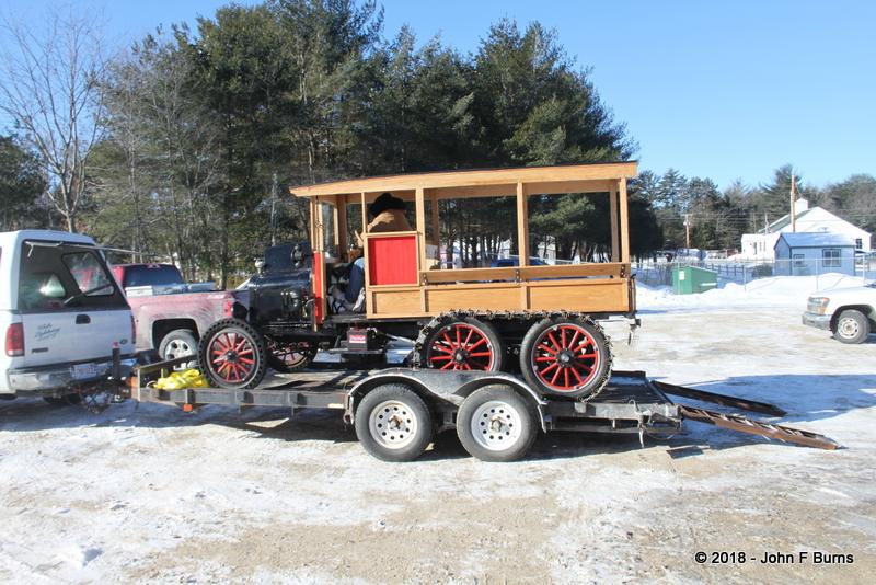 Depot Hack Snowmobile