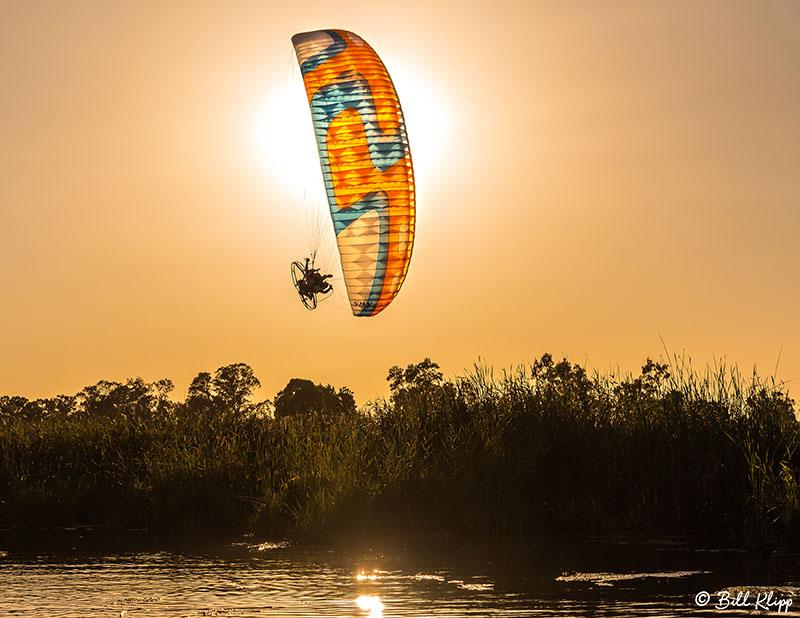Paramotor Sunset 24  -- 2019 Town of Discovery Bay Calendar Winner