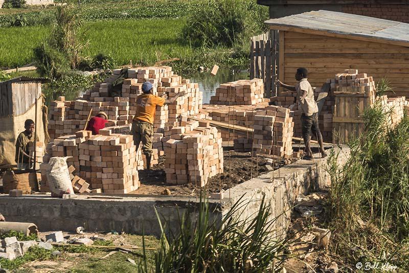 Brick Making, Antananarivo   1