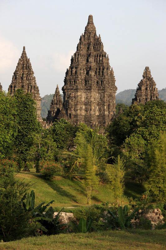 Prambanan Temples, Central Java, Indonesia