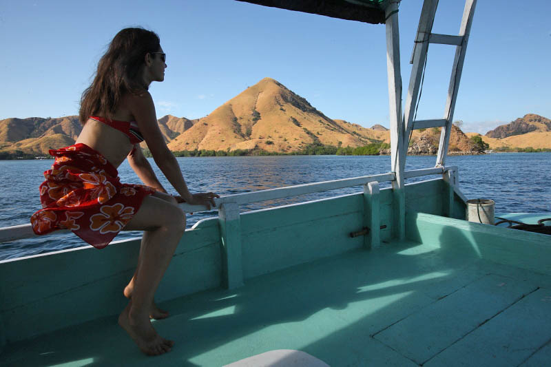 From Flores to Rinca Island, Indonesia