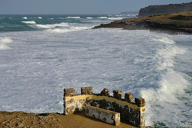 Coxos Beach, Portugal