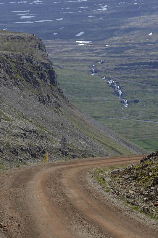Road to Raudasandur