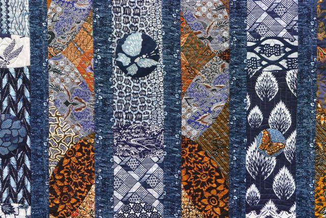 Kathleen McLaughlin: Intersections Detail