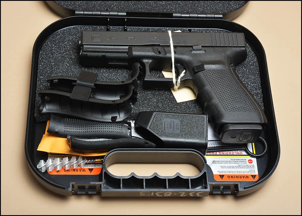 Glock21 Gen4 Police Trade In - Topic
