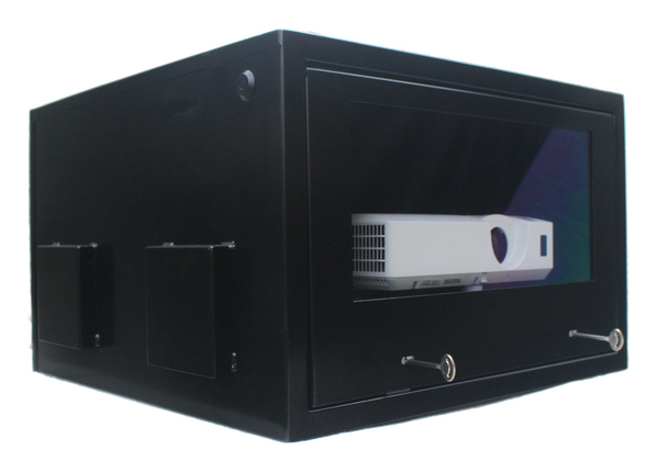 Outside Projector Enclosures