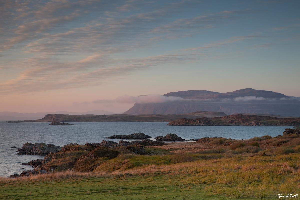 Loch Scridain, Isle of Mull