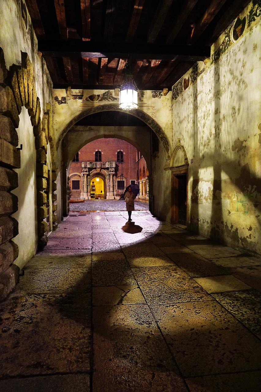 Ghost In Verona