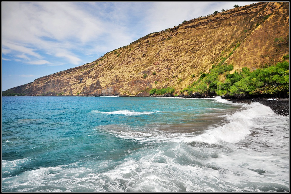 【火山彩虹与大海】 夏威夷Hawaii大岛欧胡岛精彩之旅(全文更新完毕,电梯在2楼)-4楼