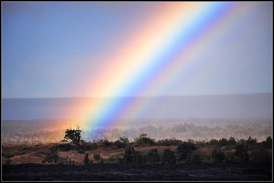 【火山彩虹与大海】 夏威夷Hawaii大岛欧胡岛精彩之旅(全文更新完毕,电梯在2楼)-7楼