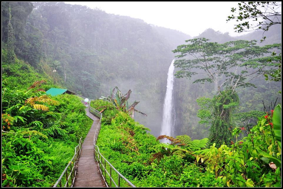 【火山彩虹与大海】 夏威夷Hawaii大岛欧胡岛精彩之旅(全文更新完毕,电梯在2楼)-10楼