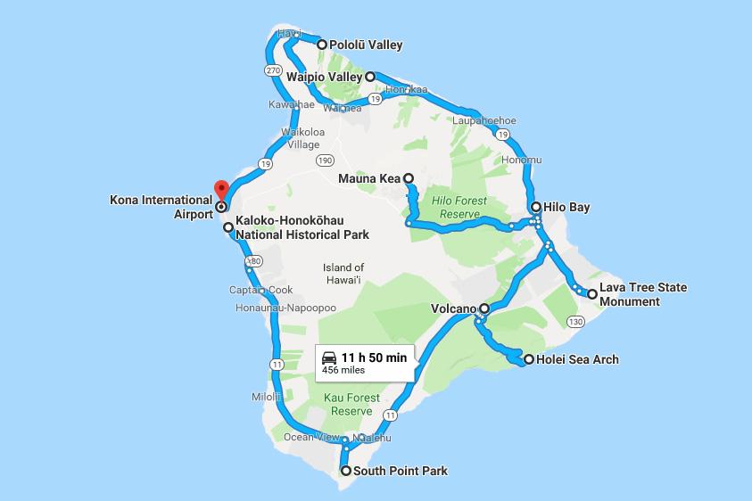 【火山彩虹与大海】 夏威夷Hawaii大岛欧胡岛精彩之旅(全文更新完毕,电梯在2楼)-3楼