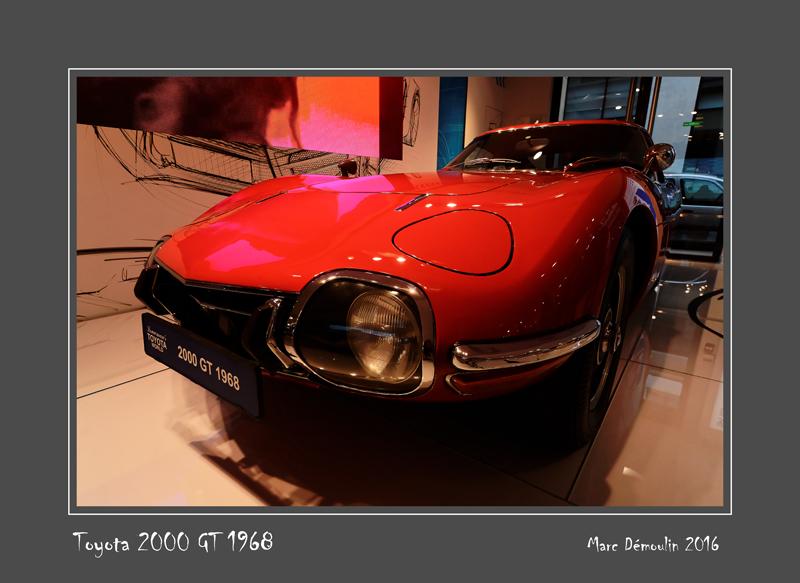 TOYOTA 2000 GT Paris - France