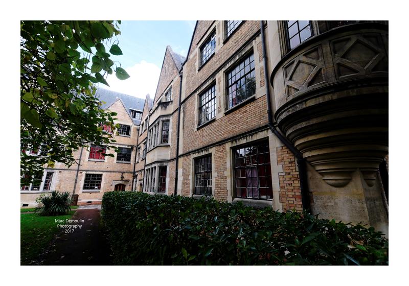 National Heritage Day - Cite Universitaire de Paris 1