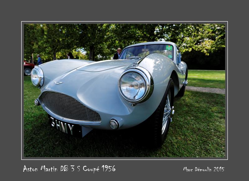 ASTON MARTIN DB 3 S Coupé 1956 Chantilly - France