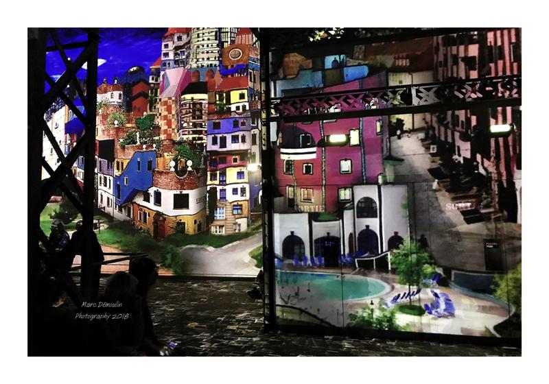 Light Show in lAtelier des Lumières Paris 2018 - 30