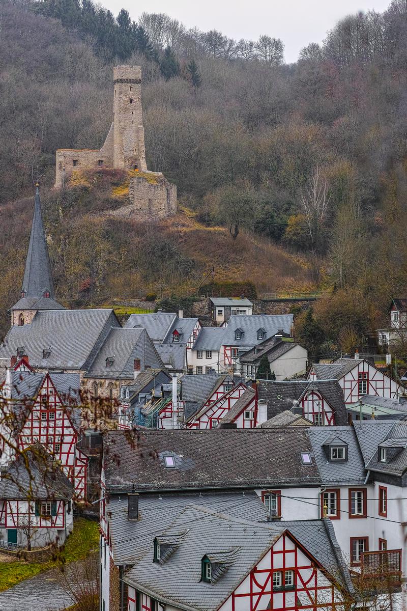 Castle Ruin Philippsburg