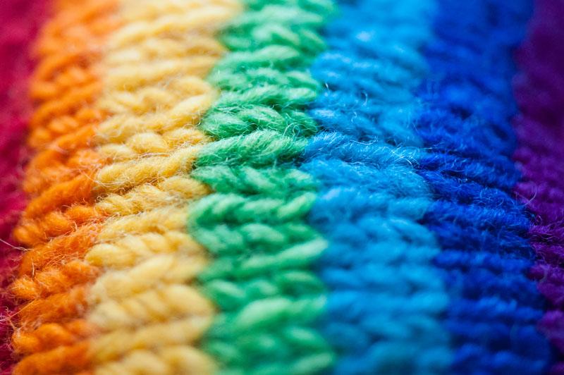 16th January 2017 <br> rainbow hat