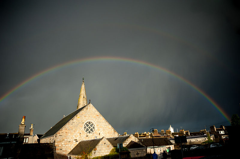 26th October 2018 <br> icy showers