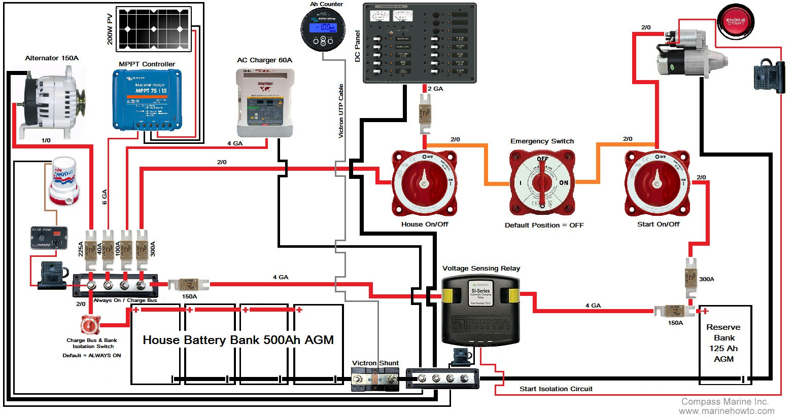 electric circuit diagram software page 2 cruisers sailing this image has been resized click this bar to view the full image the original image is sized %1%2