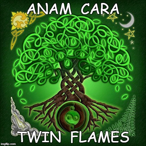 """MEMOIR: IT BEGAN WITH ANAM CARA"""" – TWIN FLAMES FOREVER AND A DAY"""