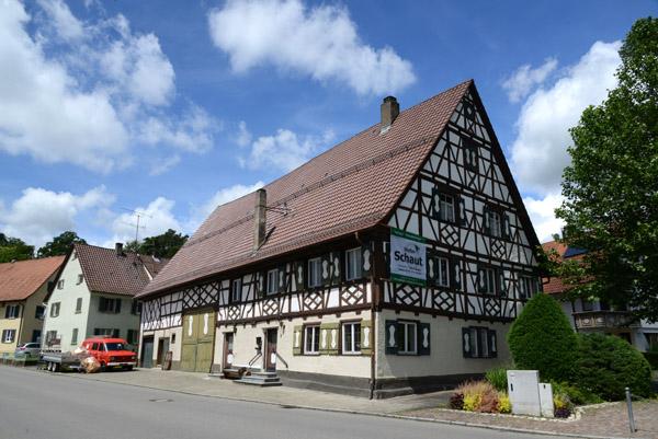 Holzstraße, Ennetach