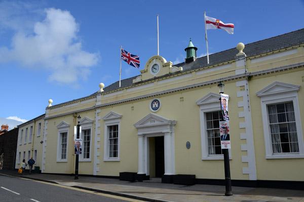 Carrickfergus Town Hall, 1779