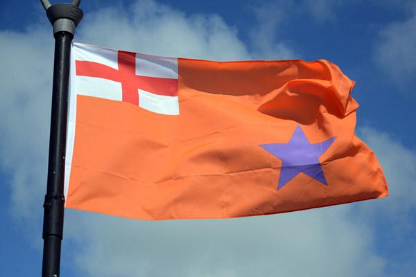 Boyne Standard, flag of the Orange Order