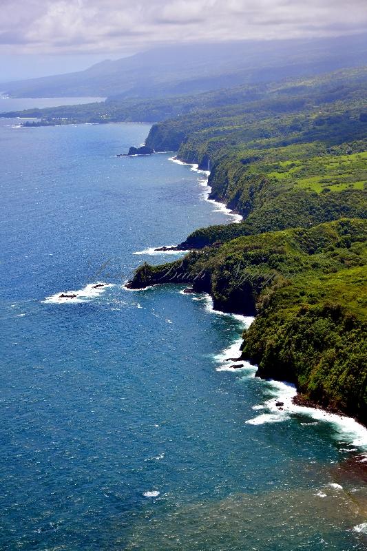 North Shore of Maui and Hana Highway, Maui, Hawaii 411