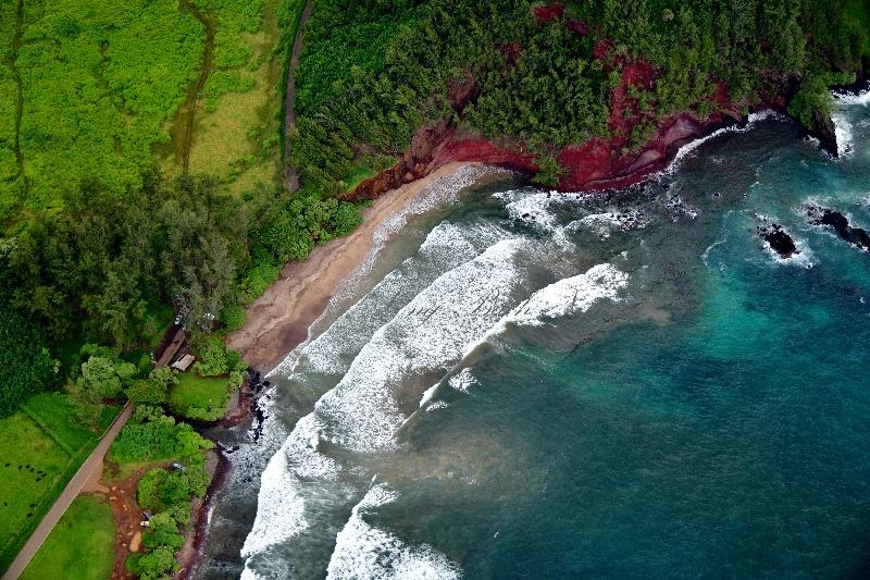 Koki Beach Park, Hana Highway, Maui, Hawaii 366