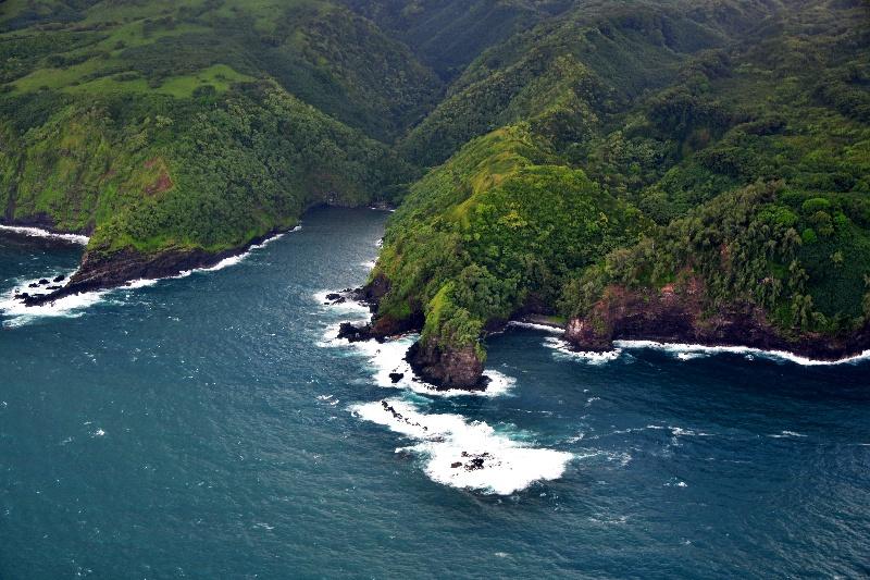 Makaiwa Bay, Oopuola Point, Kapukaanmaui Point, Kahalau Island, Maui, Hawaii 399