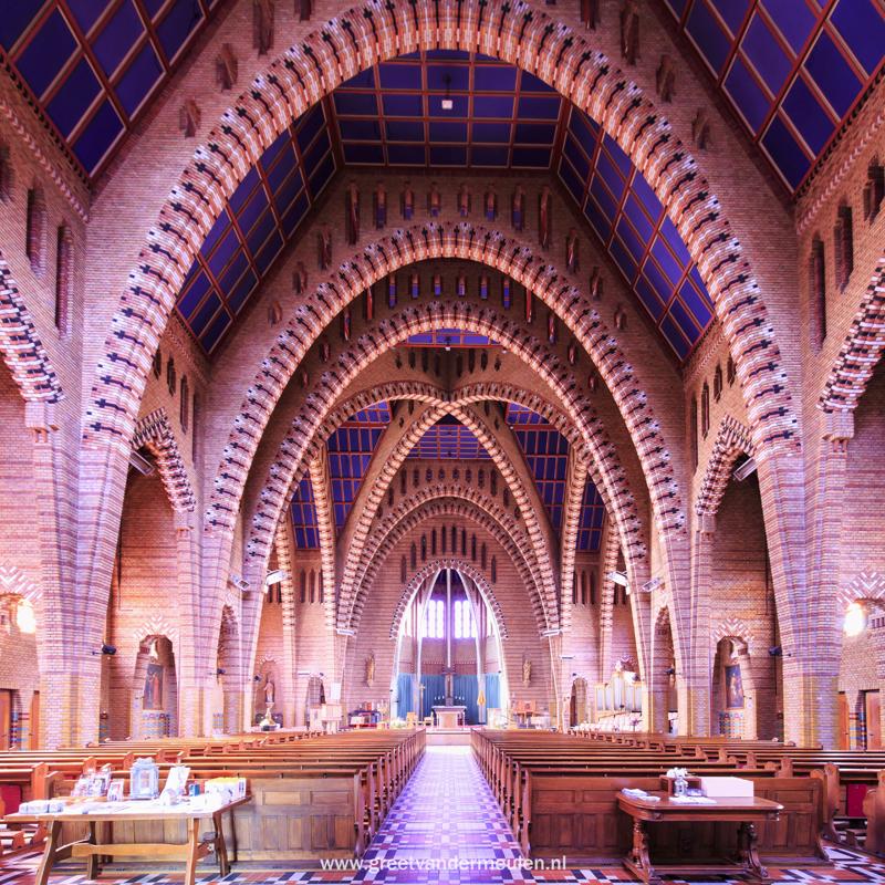 2N9B9812 Bolsward sint Fransiscus church