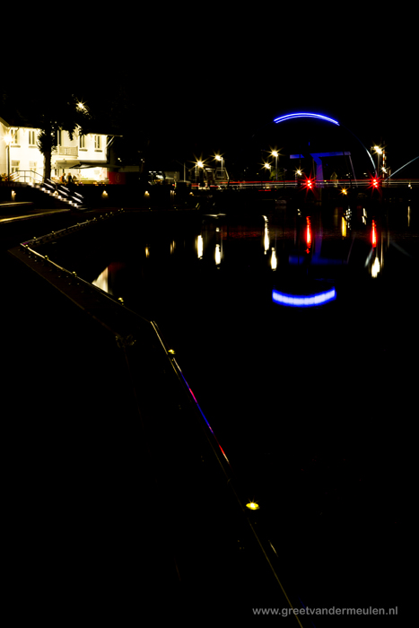 2N9B0331 Dalfsen by night