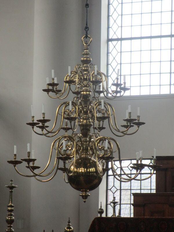 Interior Portuguese Synagogue