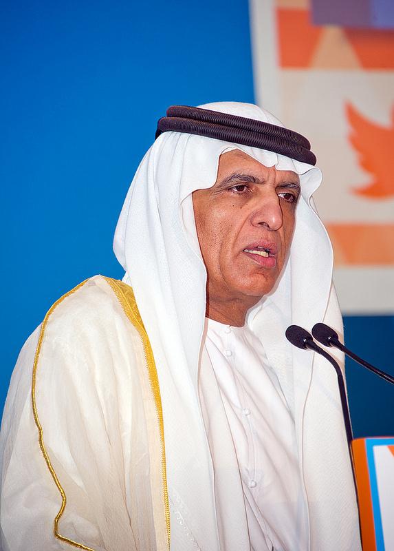 His Highness Sheikh Saud bin Saqr al Qassimi , ruler of the Emirate Ras Al Khaimah