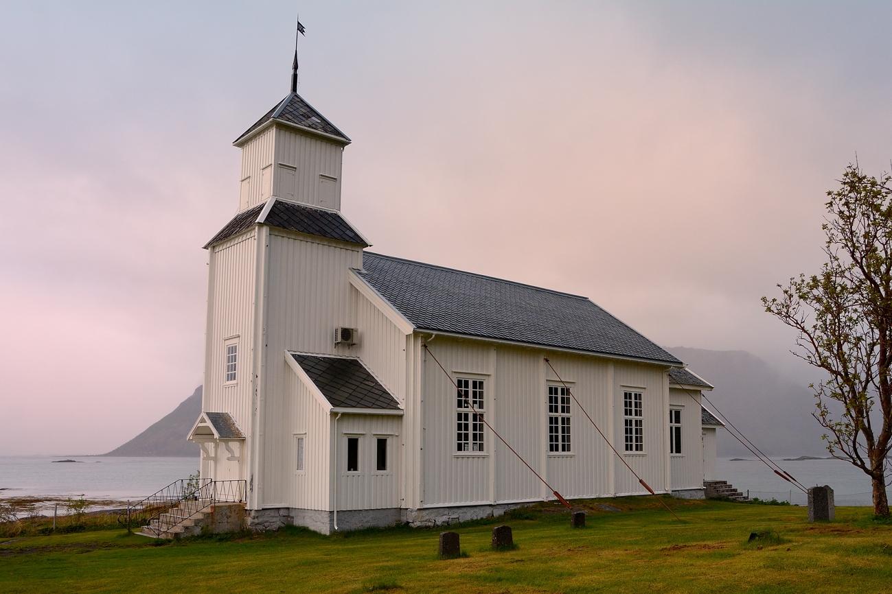 Gimsoy church