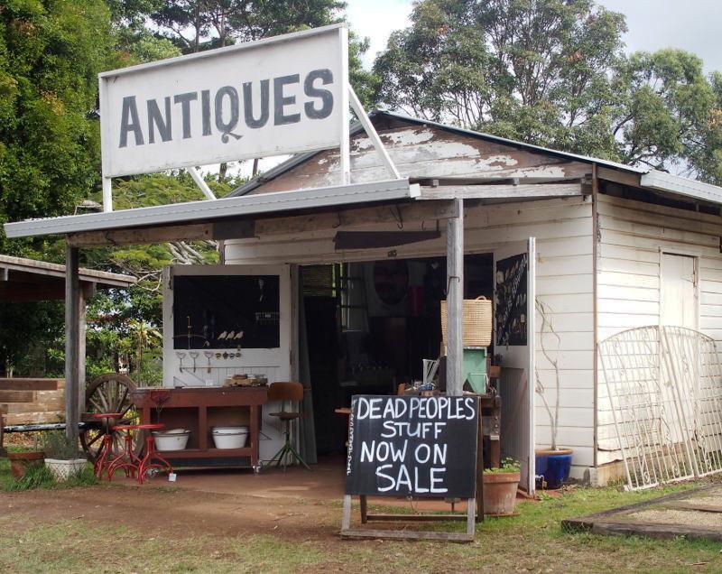 Honest antiques