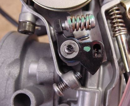 BKMod to Reduce the FCR-MX Accelerator Pump Stroke photo
